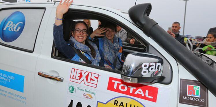 Rabat : le grand départ du Maroc !