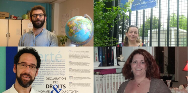 Rentrée depuis les attentats de janvier: les profs face au défi du vivre ensemble