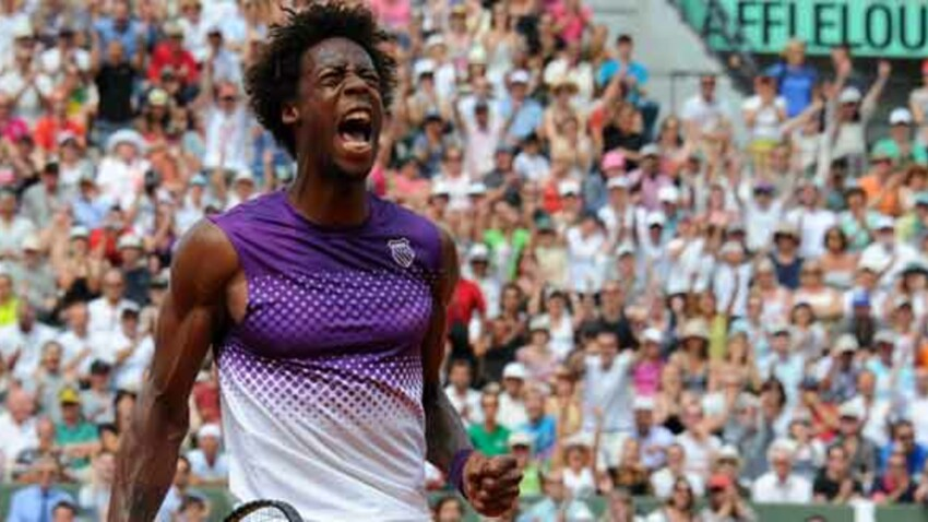 A Roland Garros Monfils passe, Simon trépasse