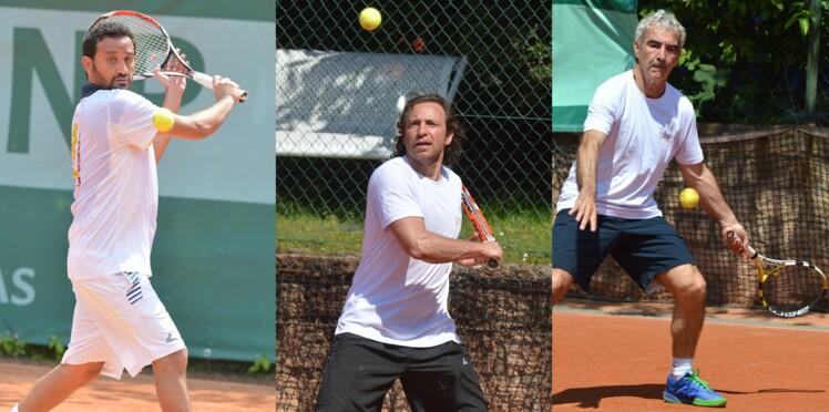 Cyril Hanouna, PPDA, Denis Brogniart... Eux aussi font leur Roland Garros