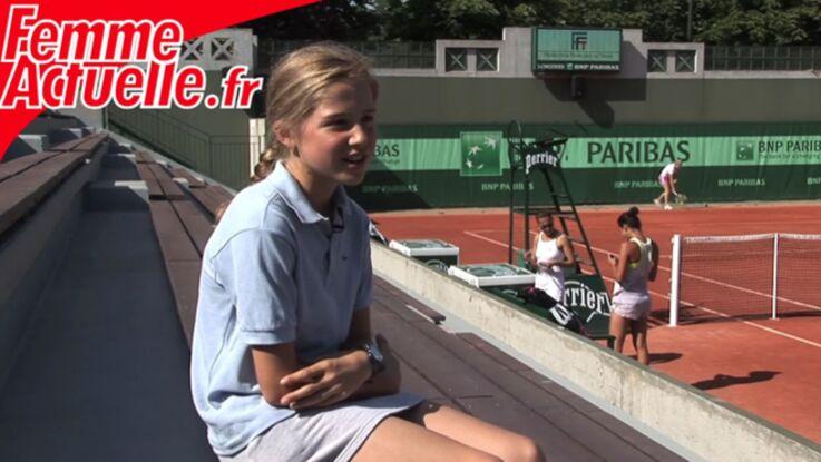 Le tennis, un sport pour les filles ?