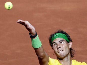 Nadal tombe sous les balles de Djokovic