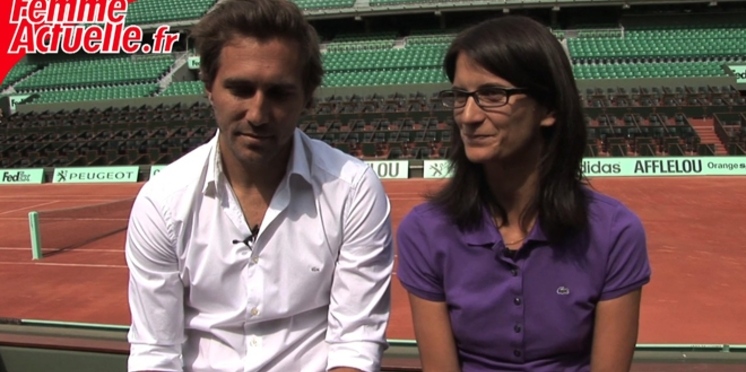 Roland-Garros : deux pros expliquent le tennis aux femmes