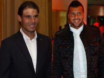 Jo-Wilfried Tsonga, Rafael Nadal : leur interview croisée
