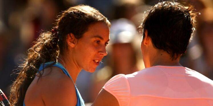 Roland Garros, c'est fini pour Marion Bartoli