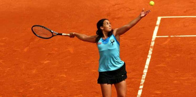 Roland Garros : Marion Bartoli en demi