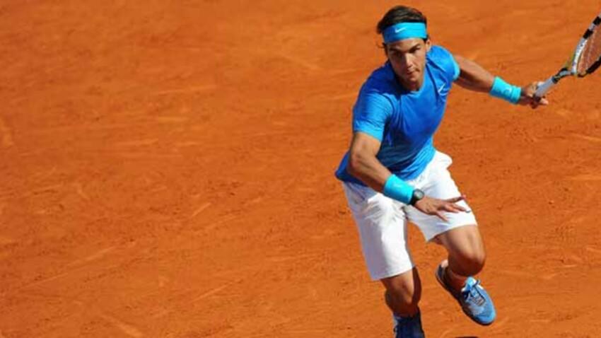 Nadal, contre vent et Murray à Roland Garros