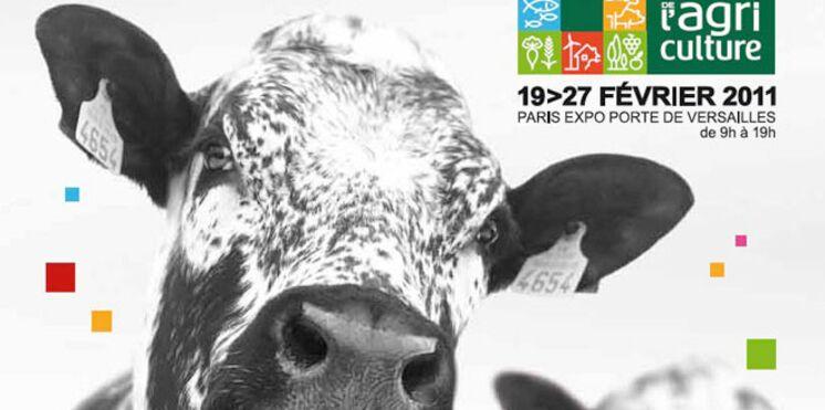 Salon de l'agriculture 2011 : le parcours idéal pour une visite en famille