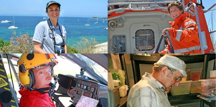 Sauveteurs, pilotes, moniteurs…Ils veillent sur nous l'été