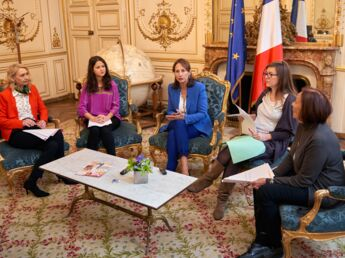 Cop 21: Interview exclusive de Ségolène Royal par des lectrices de femme actuelle