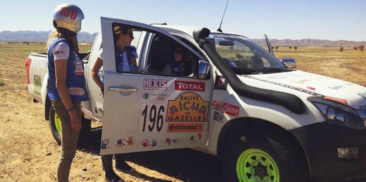 Solidarité et entraide : les valeurs du Rallye