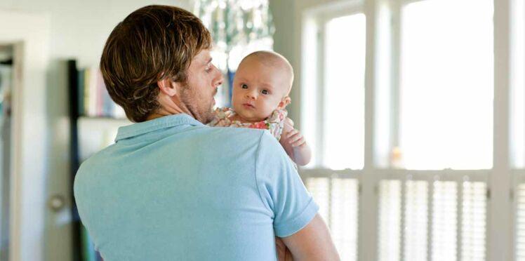 76 % des hommes prêts à rester au foyer !