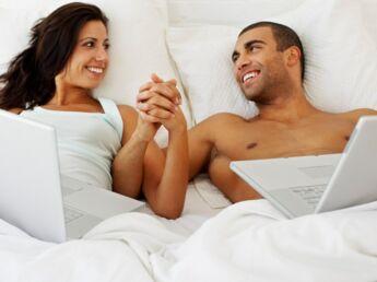 Sondage exclusif : les Français tombent amoureux sur Internet