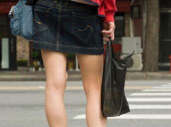Porter la minijupe: toujours une provocation?