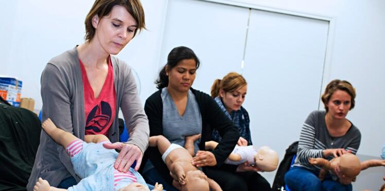 Stage de la Croix-Rouge premiers secours pour enfants, on a testé pour vous!