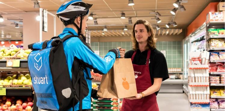Livraison, paiement, services: les supermarchés nous facilitent la vie!
