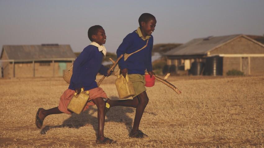 Sur le chemin de l'école, le film hommage au courage des enfants
