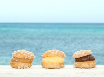 Dans les recettes secrètes des gourmandises de l'été