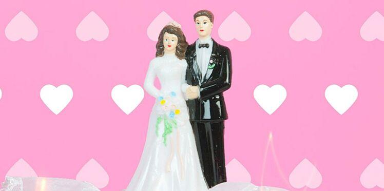 Elle a épousé deux fois le même homme