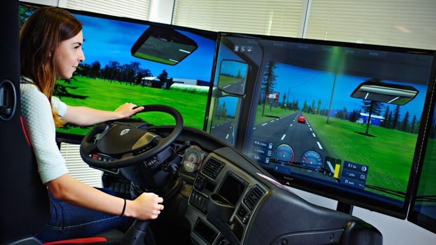 On a testé le simulateur de conduite