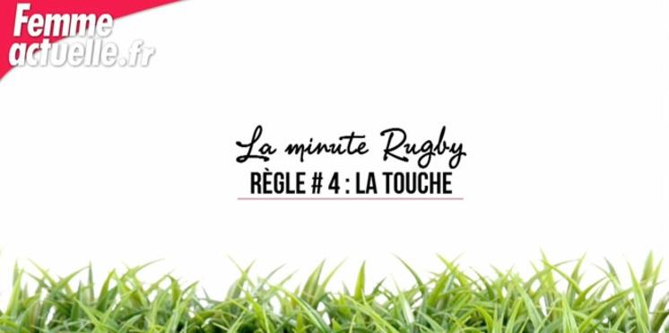 C'est quoi une touche, au rugby ?