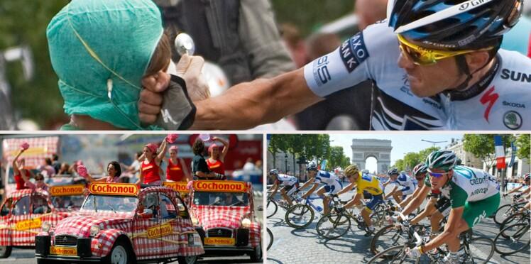 Tour de France : les images marquantes