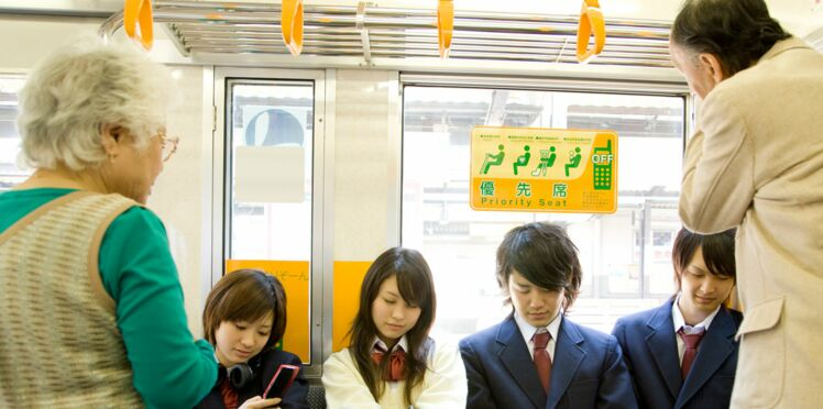 Des trains toujours à l'heure? Ça se passe au Japon!