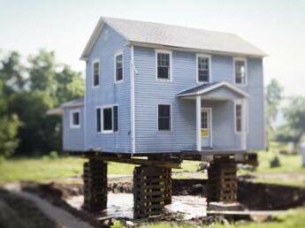 Crédit d'impôt immobilier vert : la mesure est à l'étude