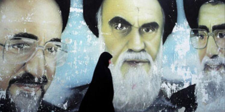 Une Iranienne à Paris
