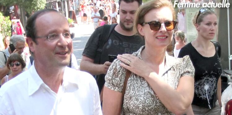"""Valérie Trierweiler: """"J'ai détesté le départ pour Brégançon sous l'oeil des caméras"""""""
