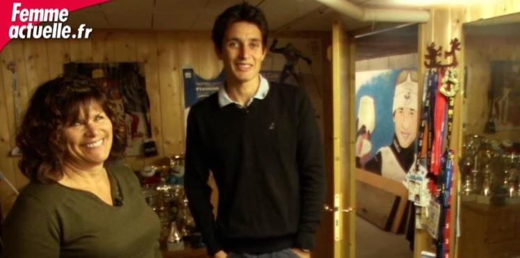 Vidéo : Jason Lamy-Chappuis, souvenirs d'enfance et de compétitions chez lui