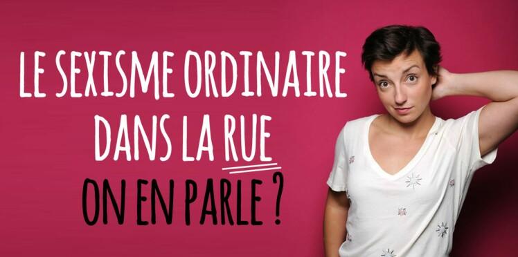 Vidéo : ça donne quoi le sexisme ordinaire dans la rue ?
