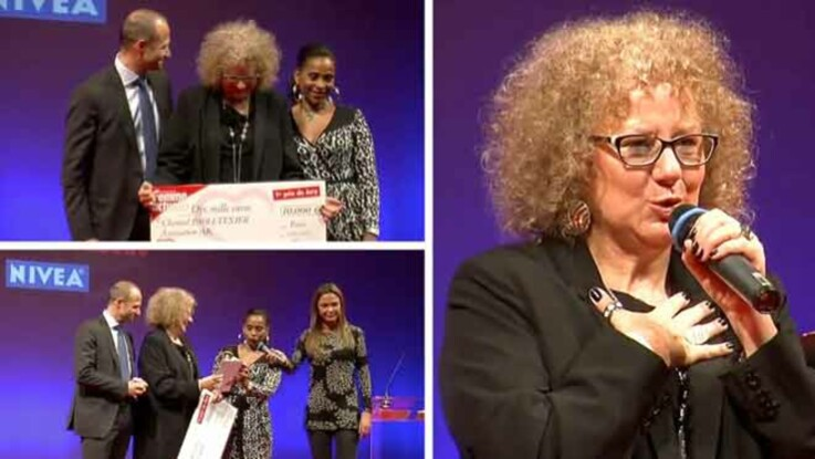Femmes formidables : la remise des prix