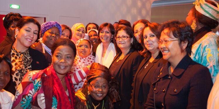 Des élues féminines du monde entier célèbrent la journée de la femme