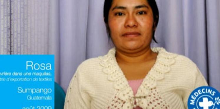 Violence faite aux femmes : le témoignage de Rosa