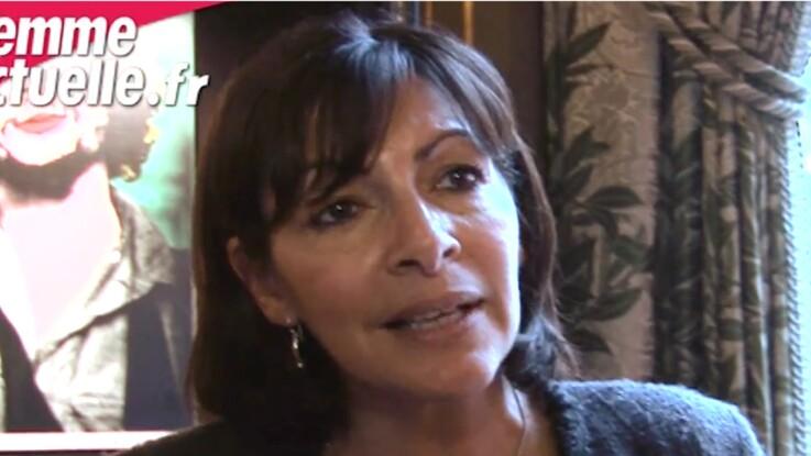 La place des femmes en politique vue par Anne Hidalgo