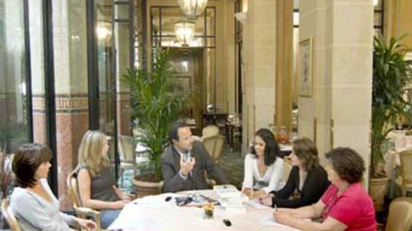 Marc Lévy interviewé par nos lectrices