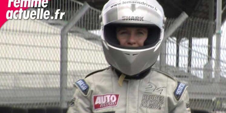 Notre lectrice, pilote aux 24 heures du Mans