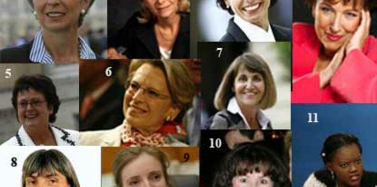 Onze femmes au Gouvernement