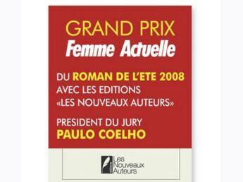 Paulo Coelho, président du jury du Prix littéraire Femme Actuelle