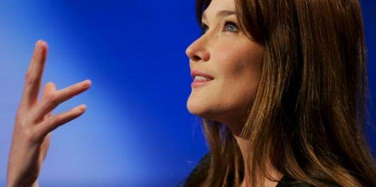Rencontrez Carla Bruni-Sarkozy