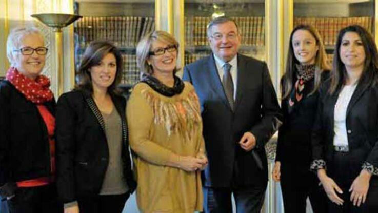 Vidéo : nos lectrices ont interviewé Michel Mercier, le Garde des sceaux