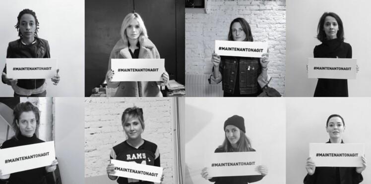 130 personnalités s'engagent contre les violences faites aux femmes