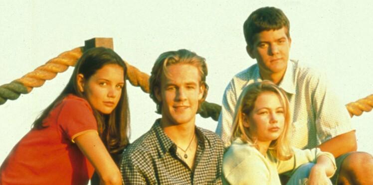 """Pour les 20 ans de """"Dawson"""", les anciens de la série prennent la pose"""