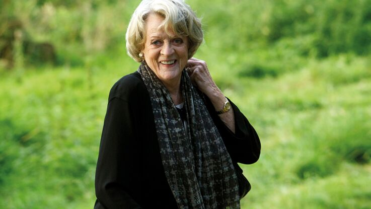 Quartet : 5 choses à savoir sur Maggie Smith
