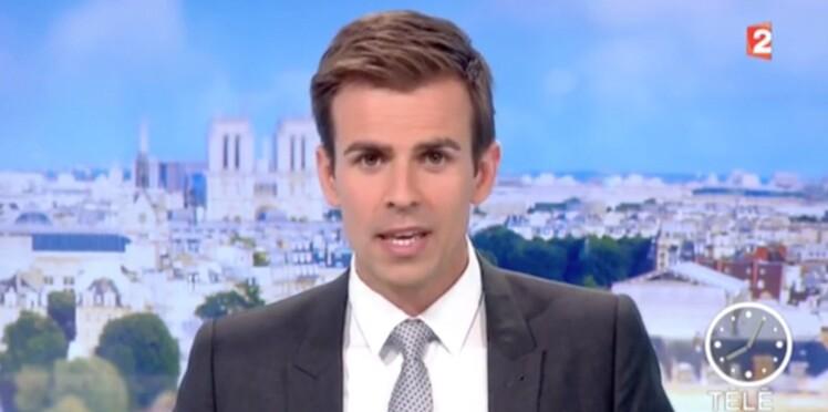 5 choses à savoir sur Jean-Baptiste Marteau, présentateur du 13 heures de France 2