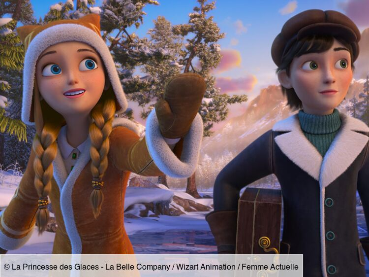 5 Dessins Animes A Voir En Famille Pendant Les Vacances D Hiver Femme Actuelle Le Mag