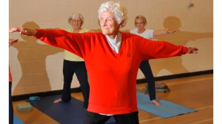 À 105 ans, elle livre les secrets de sa longévité