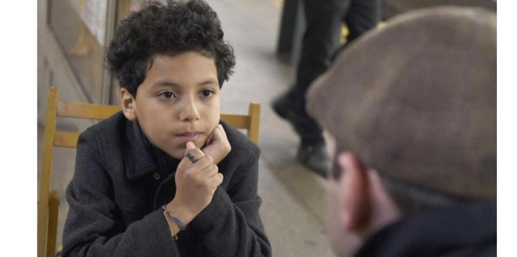 À 11 ans, il est surnommé le psychologue du métro new-yorkais