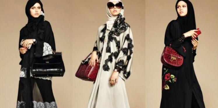 """""""Abaya"""" : Dolce & Gabbana lance sa collection de hijabs"""